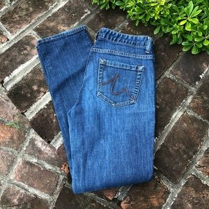 Madison skinny jeans size 10